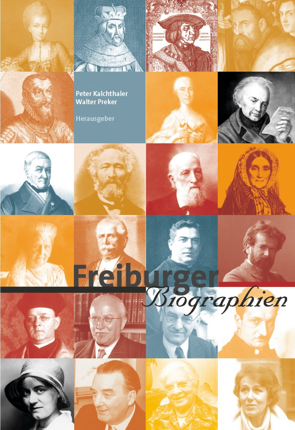 Freiburger Biographien