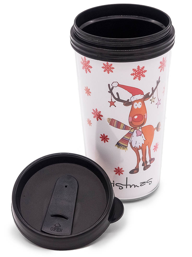"""To Go - Becher """"Christmas"""""""